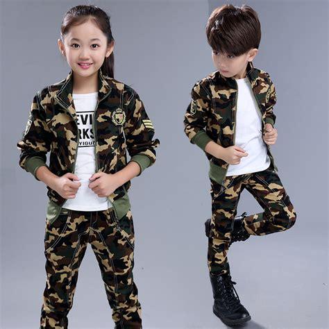 aliexpress buy european style children camouflage