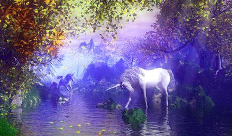 imagenes de unicornios en 3d fondo pantalla unicornios