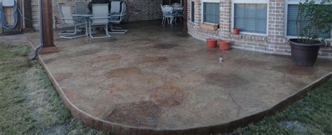 Highest quality patio covers decorative stamped concrete beautiful