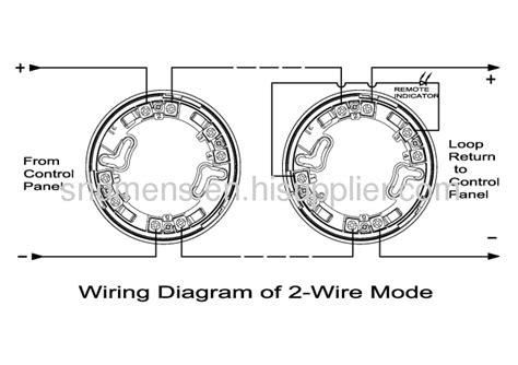 2 wire alarm wiring diagram 32 wiring diagram