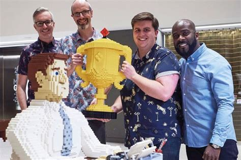design museum london lego masters who won lego masters on channel 4 presenter melvin odoom