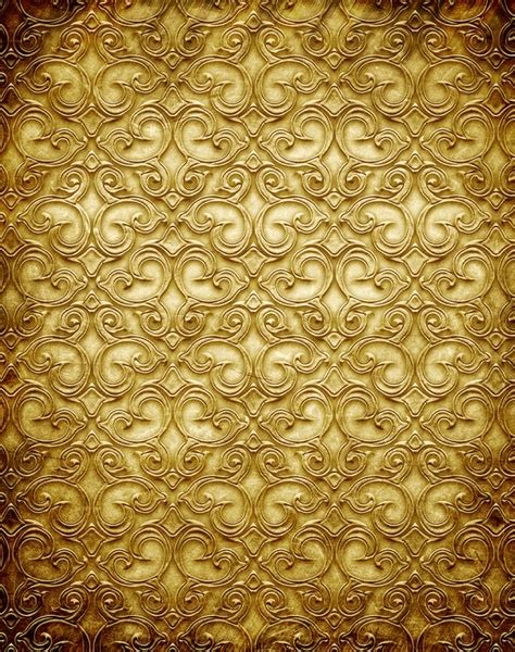 gold pattern hd gold copperplate pattern engraved hd picture 3 free stock