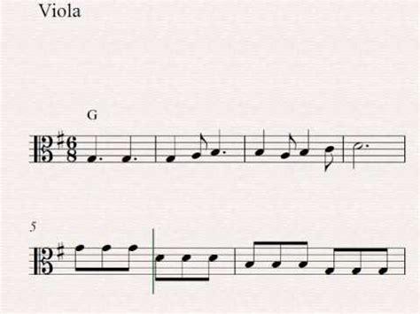 row your boat ukulele tabs row row row your boat free easy viola sheet music