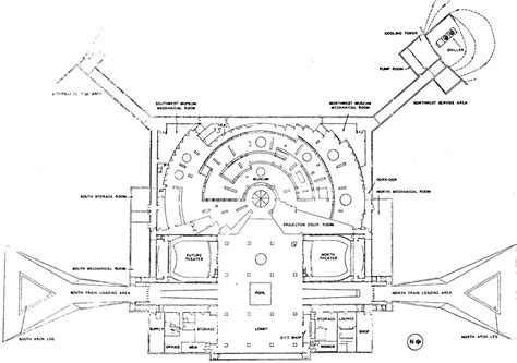 10 museum park floor plans jefferson national expansion memorial administrative