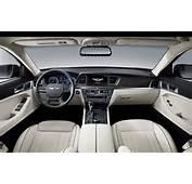 2015 Hyundai Genesis Sedan Interior