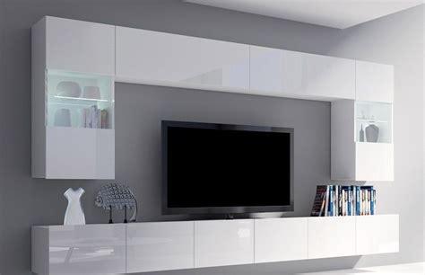 Moderne Schrankwand by Moderne Wohnwand Schrankwand Hochglanz Wohnzimmer Corona