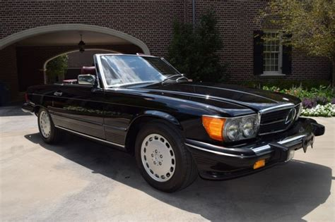 how to learn about cars 1988 mercedes benz s class auto manual purchase used 1988 mercedes benz sl class in tuscola texas united states for us 16 500 00