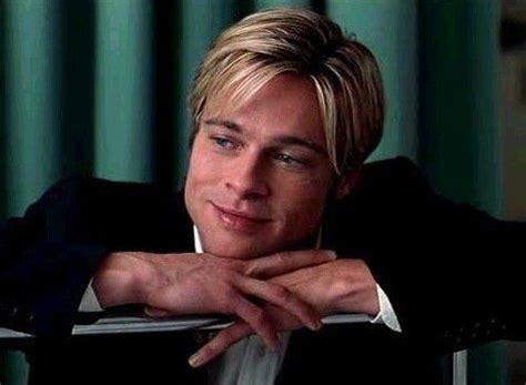 Search Black Meet Brad Pitt Meet Joe Black Hairstyle Search Beautiful
