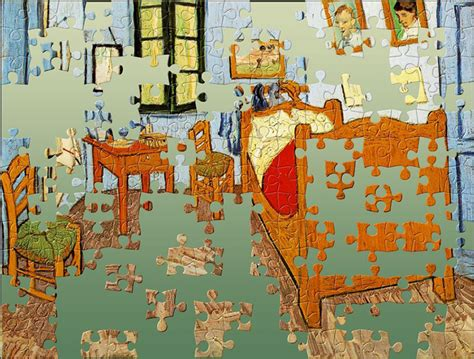 painting puzzle jigsaw puzzles