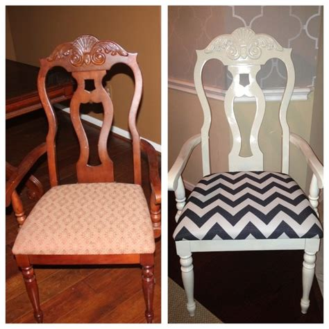 spray paint chairs white easy garage sale no sew refinished chairs unscrew