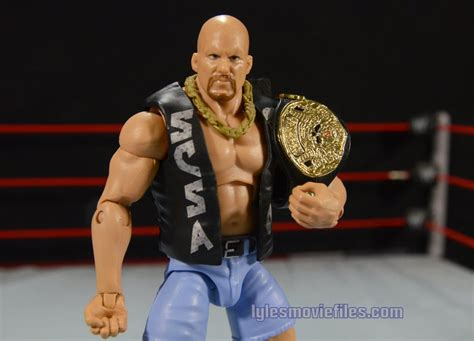 stone cold biography documentary part 3 stone cold steve austin wwe hall of fame figure review