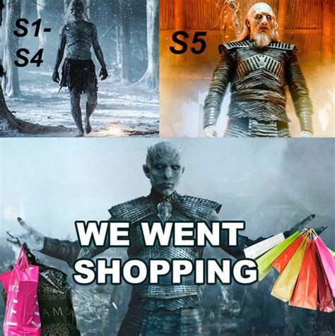 White Walkers Meme - white walkers game of thrones fan art 38570559 fanpop
