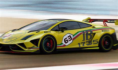Lamborghini Racing Team How The Lamborghini Racing Team Maintains Their Race Cars