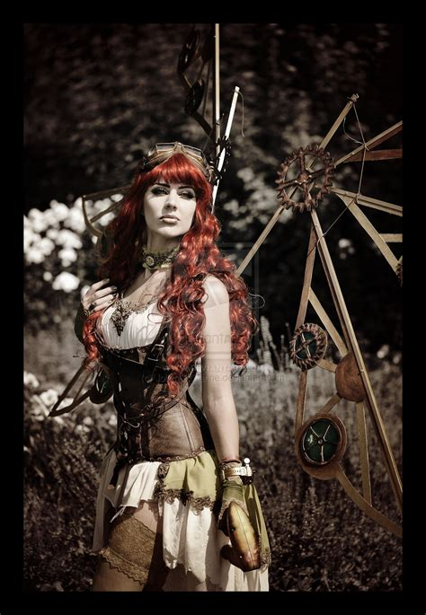 Steam Punk Style | steunk reference on pinterest steunk fashion