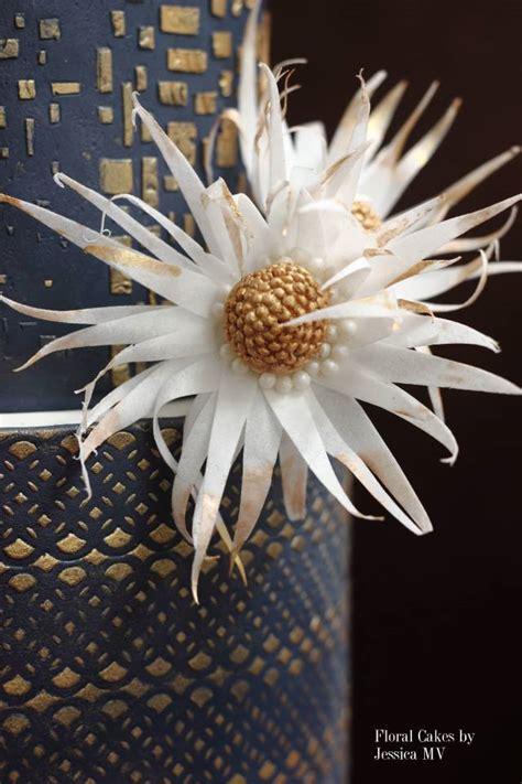 wafer paper fantasy flower tutorial wafer paper fantasy flower tutorial cakesdecor