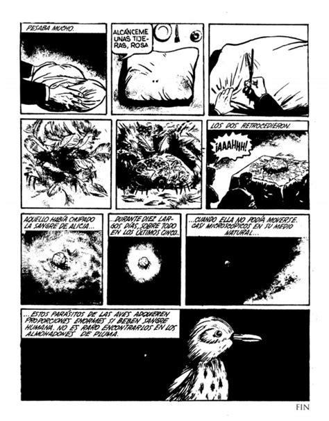 imagenes sensoriales en el almohadon de plumas historieta uruguaya comic uruguayo el almohad 243 n de