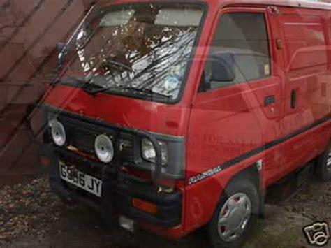 Bedford Suzuki Bedford Rascal Restoration 1 Doovi