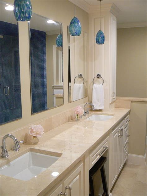 Spa Like Bathroom Vanities by It S Great To Be Home Spa Like Master Bath Bathroom Other