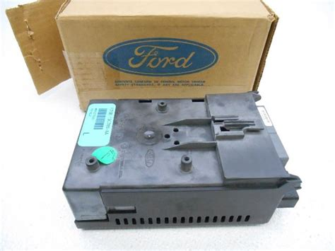 lighting module lincoln town car new oem ford lighting module 1997 lincoln town car