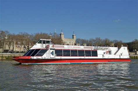 thames river boats tfl make the most of thames river transport