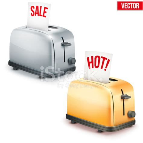 Retro Toasters For Sale Set Of Bright Retro Toasters With Message Sale And Stock
