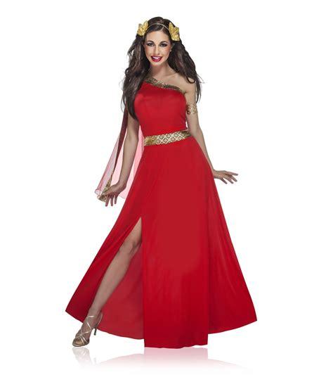 garnet greek goddess womens costume greek costumes