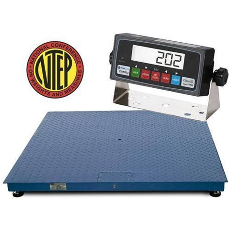 prime 5000 lb wireless floor scale prime scales gie series ntep floor scale 48 x 48 inches 5000 x 1 lb coupons and discounts