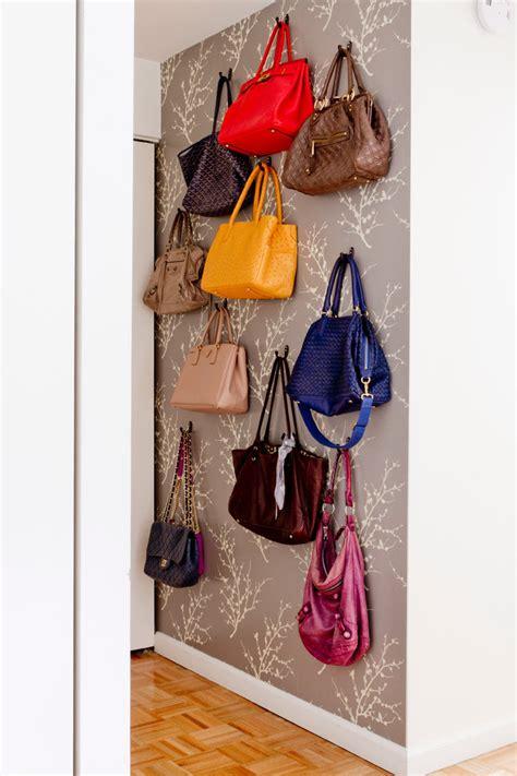 shoe and handbag storage stunning purse storage ideas you can get decohoms