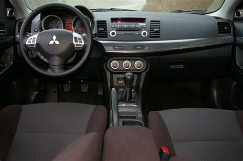 mitsubishi lancer sportback interior mitsubishi lancer price modifications pictures moibibiki