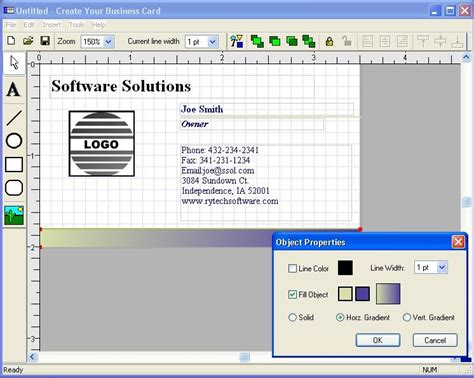 free software to make business cards free printable business cards software cardworks