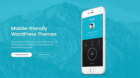 mobile themes best 25 best mobile friendly wordpress themes for 2017