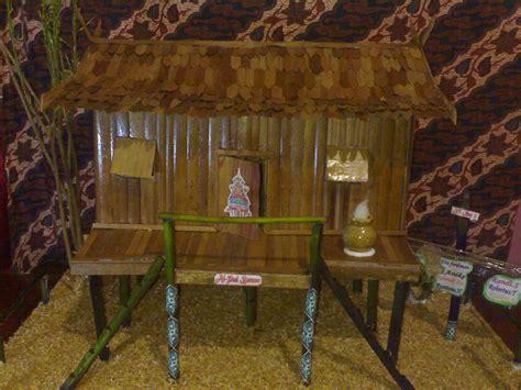 cara membuat rumah adat papua miniatur belajar buat miniatur rumah adat briyudistira s blog
