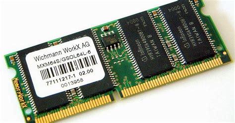 Jenis Dan Ram Laptop fungsi dan jenis jenis ram random acces memory pengertian fungsi ram ram pada komputer