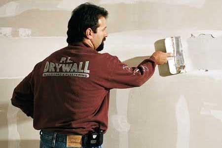 How To Finish Drywall Drywall Repair Drywall Repair Around Shower
