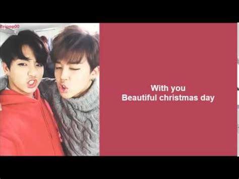 download mp3 bts last christmas bts jimin jungkook christmas day lyrics han rom eng