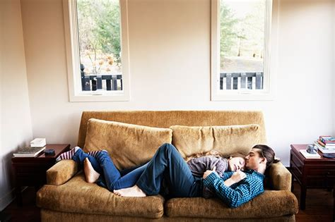 cuddling on the couch how the cuddle hormone could cure your headache