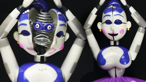 ballora sister location tutorial polymer clay cold