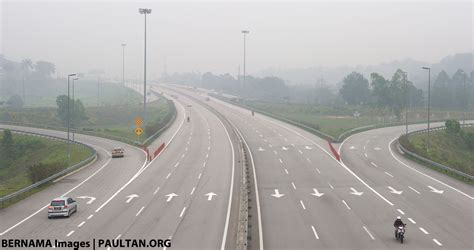 malaysia new year road ban 2015 malaysia to start building rubberised roads this year