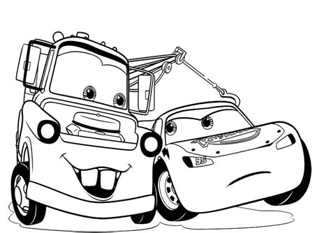 coloring pages lightning mcqueen search