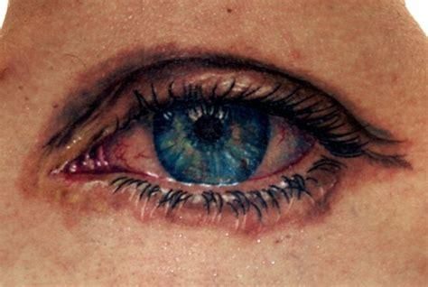 red eye tattoo 35 unique eye tattoos