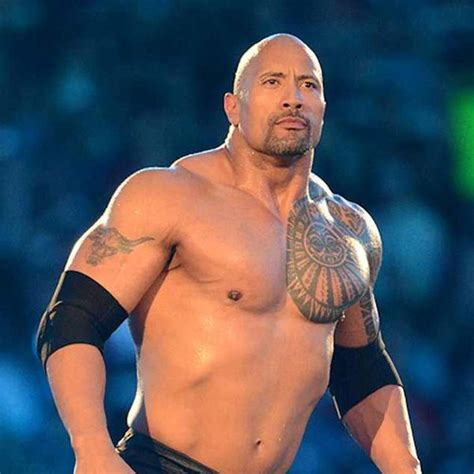 dwayne the rock johnson then and now dwayne the rock johnson from stars who started in the wwe