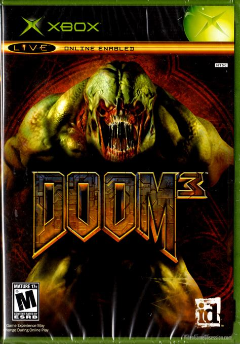 Search For Xbox Optimus 5 Search Image Doom For Xbox