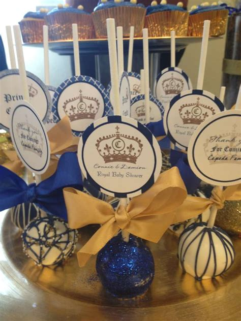 royal prince baby shower ideas photo 9 of 12