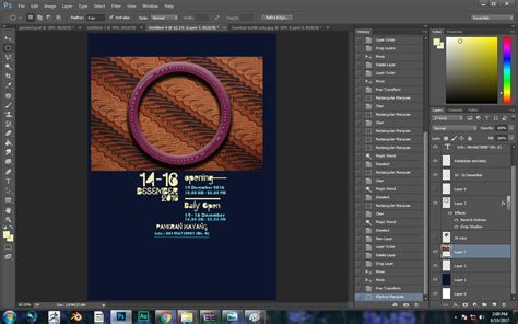 membuat poster manual membuat poster menarik dengan photoshop boylab