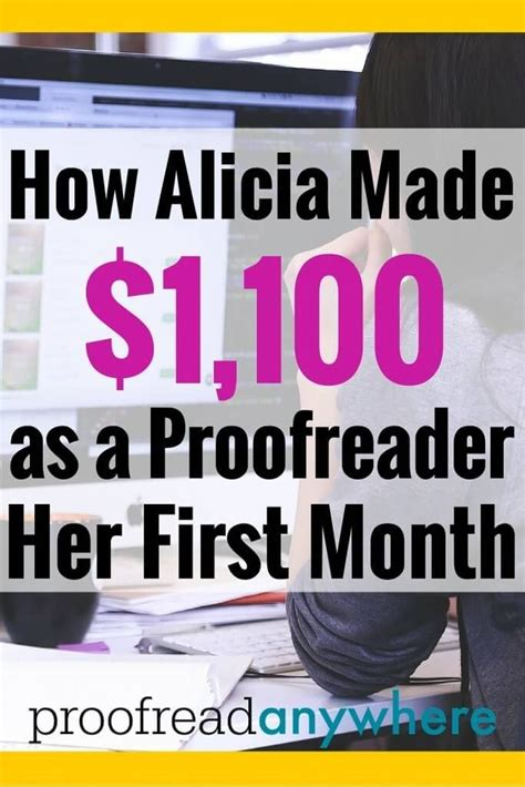 As A Proofreader by 1000 Images About Make Money At Home On Work From Home The And Make