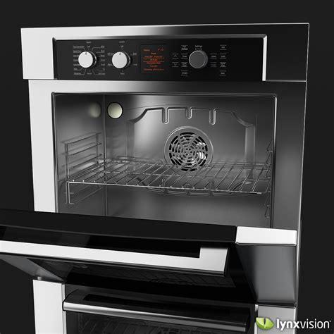Oven Bosch 8 bosch 300 series oven 3d model max obj fbx