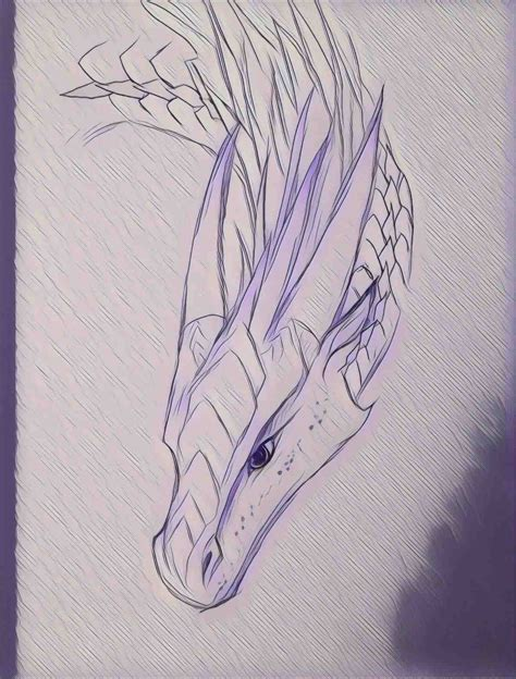 themes for pencil drawing best simple dragon drawing ideas images perfect icewing s