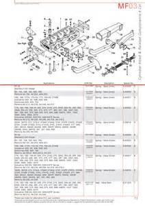 massey ferguson engine page 83 sparex parts lists diagrams malpasonline co uk