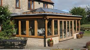 Contemporary House Plans Single Story contemporary oak orangery somerset david salisbury