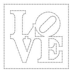 string art letter patterns sle letter template free printable string art patterns bing images string